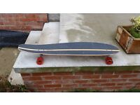Mindless Marauder 42.5'' x 9''; good as new; £50