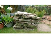 Yorkshire flagstone 4 square metres approx.