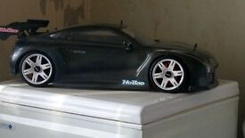 Hobao gtb brushless one of a kind @@LOOK@@