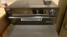 Onkyo tx nr509 Av receiver