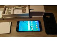 Samsung Galaxy s6 edge (64gb ) in mint condition on 02/ giffgaf/ tesco mobile