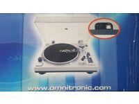 Hi-fi record player BRAND NEW IN BOX!!