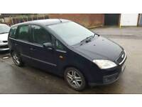 Ford cmax 1.8 zetec 2004 1 owner from new low miles (**part ex welcome **)