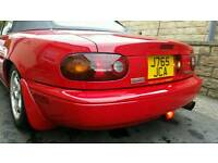 Mazda Mx5 Eunos import 1.6 VERY CLEAN. with Extras. PRICED FOR QUICK SALE!