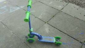 Boys scooter