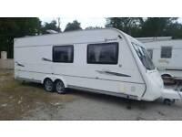Elddis avante club 626 caravan