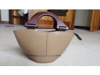 Danielamoda real leather bag like new