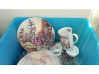 Fairy collection bone china