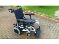 DUAL CONTROL POWER WHEELCHAIR/SCOOTER
