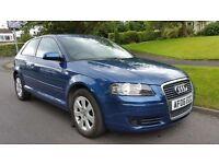 2006 Audi A3 SE Automatic, Automatic. Full 12 Months MOT, excellent condition
