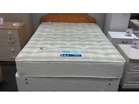 double divan bed with mattress - British Heart Foundation