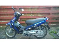 Suzuki Address Semi Automatic Scooter/Moped in a Great Condition 120mpg L plates compatible