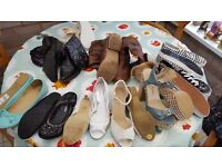 Ladies Shoes (converse,chinese laundy,new look etc) Great cond