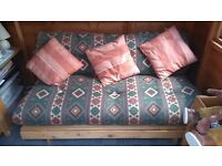 Double futon/sofa