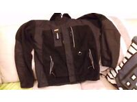 Blacklader workwear coat size L