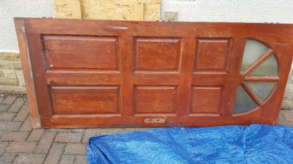 Good solid Wooden door