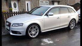 Audi a4 avant sline 2ltdi special edition