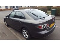 Space Grey Mazda 6TS (Very good condition & low mileage)