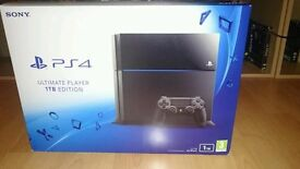 PS4 1TB Ultimate Player Edition + FIFA 17