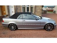 03 Plate BMW 3 SERIES 330 Ci M Sport 2dr Manual 3.0 Convertible..