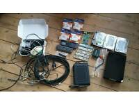 Joblot computer parts and accessories