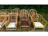 Garden/Patio Furniture - Wicker - Large Selection - *Low Prices* - painting/lacquering available