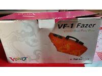VF-1 FAZER FOG SMOKE MACHINE WITH REMOTE & FLUID