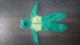 Toddler / Baby Rainsuit Frog, excellent condition