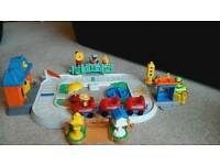 Fisher Price Little People Rail and Train set