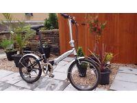 APOLLO foldable bike