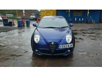 2012 Alfa Romeo Mito . Diesel 1.2 . Just 63000 miles . BEST OFFER WELCOME