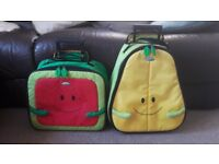 Samsonite children's suitcases