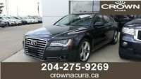 2012 A8 NIGHT VISION, HEATED SEATS, FULLY LOADED.  VERY RARE. B