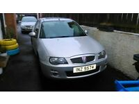 Rover 25, needs work or for parts.