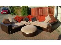 **STILL AVAILABLE** Large 6/7 seater corner couch £150ono