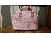 Pink Hello Kitty Bowling Bag