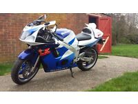 GSXR SRAD 1997 CAT C.. BARGAIN!!