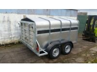 New livestock trailer like Ifor Williams TA5