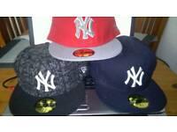 New york yankee hats