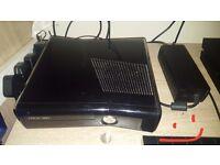 Xbox 360 slim 250gb with Original box