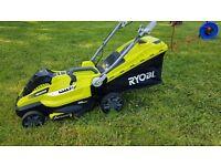 Ryobi RLM16E36H 1600W Ergo Lawn Mower - As New, with Box