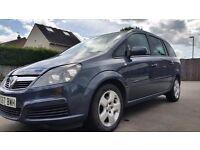 Vauxhall Zafira CDTI - Full MOT