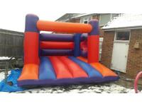 Bouncy castle and you hire