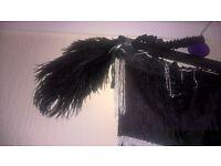 Fancy dress flapper girl dress