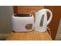 Microwave, Kettle and Toaster Bundle