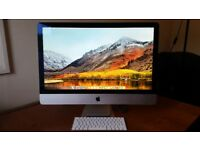 "iMac 27"" Late 2015 Retina 5K 3.2 GHz i5 8GB RAM 1TB Fusion Drive"