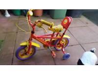 Childrens bike