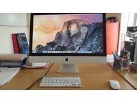 Apple iMac (27-inch, Late 2009)