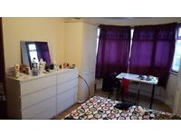 Very nice double room available now in Kensal Rice at just 190pw for couple 150pw for single!!