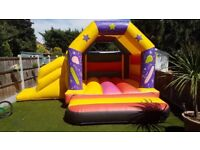 CHEAP BOUNCY CASTLE AND SOFT PLAY HIRE FROM £50
